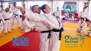 Judo Festival 2019 - Kodokan Seminar