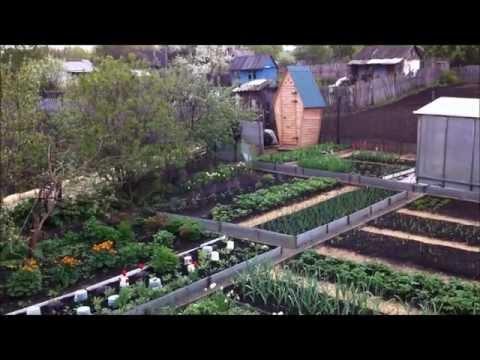 видео: Наш огород 2011 год (Весна)