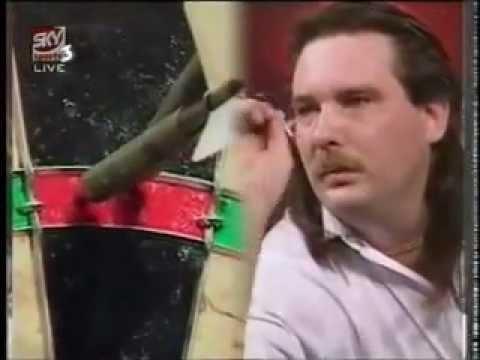 Keith Deller v Dennis Smith - 1997 World Darts Championships Part 6/6