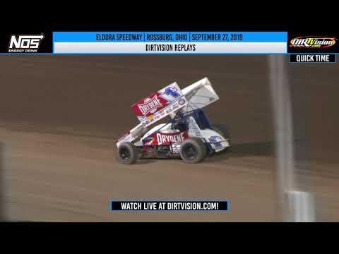DIRTVISION REPLAYS | Eldora Speedway September 27th, 2019