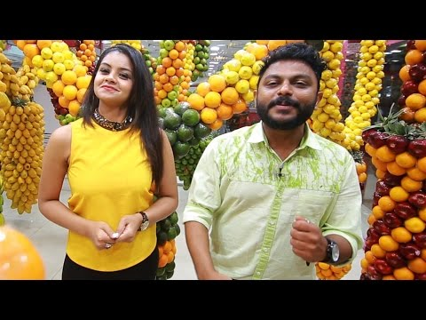 Dhe Chef | Ep 72 - From the Juice World in Dubai & Arabian sweets in Ajman! | Mazhavil Manorama