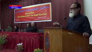 Marxist writers and activists from India Comrade Shashi Prakash