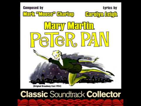 Overture - Peter Pan (Original Broadway Cast 1954)