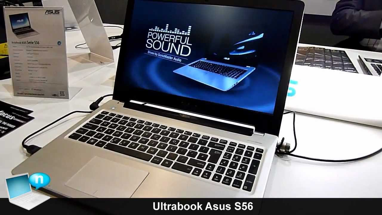 ASUS S56CB Windows 8 X64