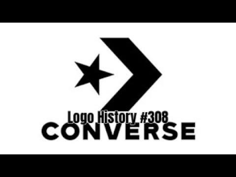 9b4b2c313d43 Logo History  308  Converse - YouTube