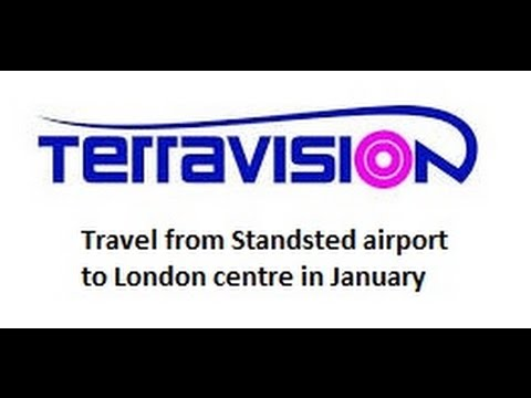 Airport transfer: stansted airport to London King´s cross station citylink / terravision review