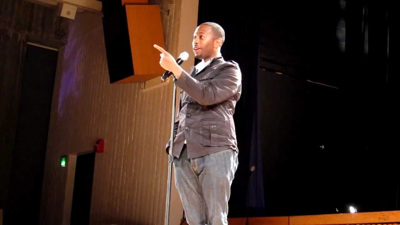 Rudy Francisco Love Poem Medley Extended At Cal Poly San Luis Obispo