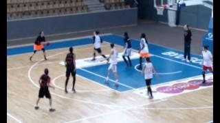 Artego Bydgoszcz trening.