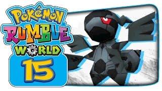 Pokémon Rumble World - Part 15: White Balloon & Milotic Boss!