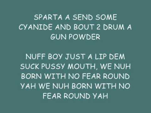 TOMMY LEE   PSYCHO LYRICS (follow @DancehallLyrics )