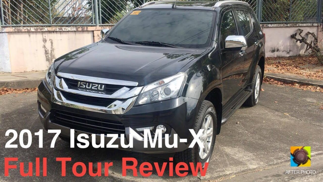 2017 Isuzu Mu X Ls A 3 0 At Full Tour Review Youtube