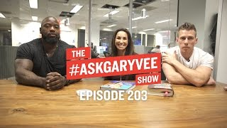 Fitness Entrepreneurs & The Business of Fitness | #AskGaryVee Episode 203