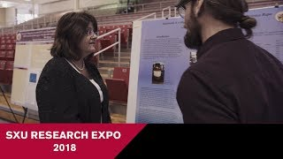 Saint Xavier University Research Expo 2018