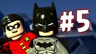 LEGO BATMAN 3 - BEYOND GOTHAM - PART 5 - SPACE SUITS YOU! (HD)