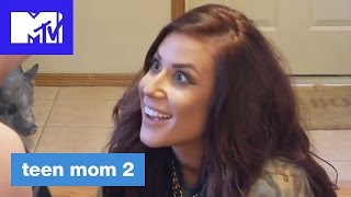 'Aubree's Going To Be A Big Sister' Official Sneak Peek | Teen Mom 2 (Season 7B) | MTV