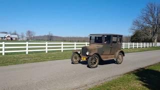 All Original Classic 1925 Ford Model T