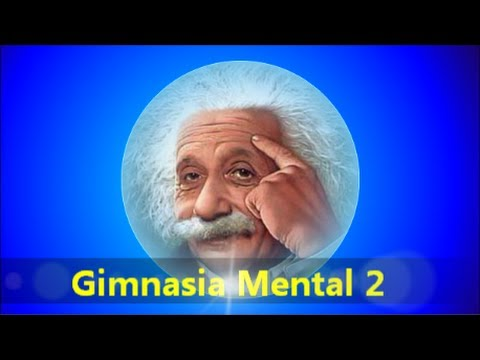 Ejercicios de Gimnasia Mental 2
