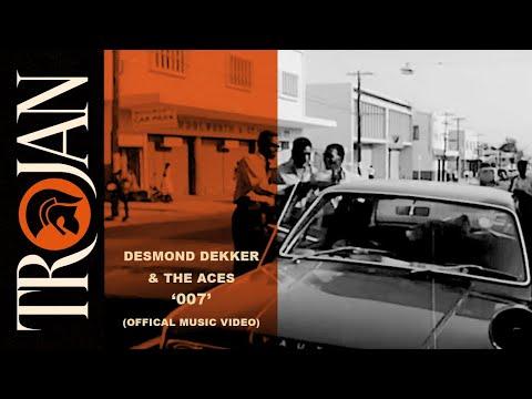 Desmond Dekker - 007 (Offical Music Video)