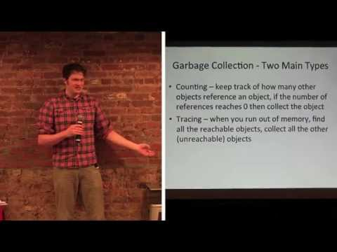 Andrew Turley on Incremental Mature Garbage Collection Using the Train Algorithm