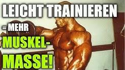 PITT-FAKK LeichtesTraining für mehr Muskelmasse Teil 1