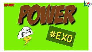 """Power"" :EXO: [K-POP nabua]"
