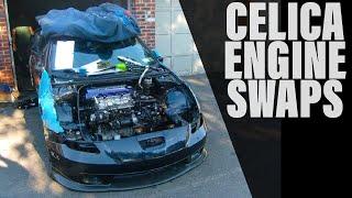 Het Ep. 113 - Wat Motoren Kunt U Ruilen In Een Celica?