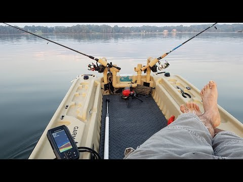 Pelican Bass Raider 10e - Morning On The Water