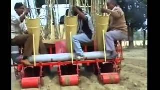 खेती में कृषि यंत्र और औजार से मिलती है मदद