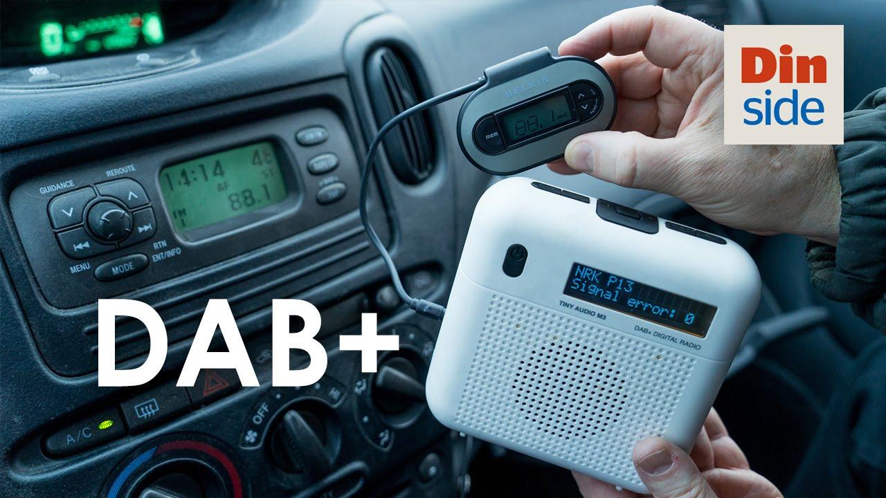 Hyggelig Billig-løsningen for DAB i bil - YouTube HZ-13