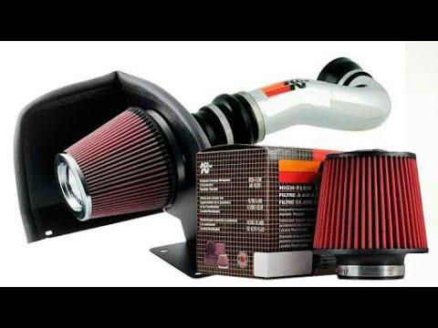 Tipos de filtro de aire moto