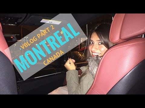 Montreal, Canada | TRAVEL VBLOG PART 2 || YOLIMA MONT