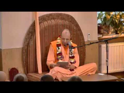 Шримад Бхагаватам 7.8.7 - Бхакти Ананта Кришна Госвами