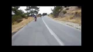 Motocycles trip on Northern Cyprus part 2