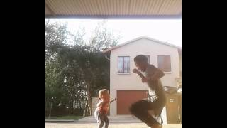 Dbn dance one year old partII VOSHO