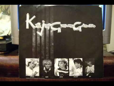 Kajagoogoo - Too Shy LP 1983