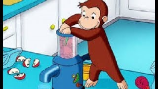 Curious George Present Time and Bananas Full Episode Gameplay  NEW GAME