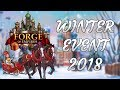 Forge of Empires -- WINTER EVENT 2018 -- Infos, Gebäude & Quests [EN sub]