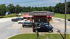 Little City Cafe Camden Tennessee