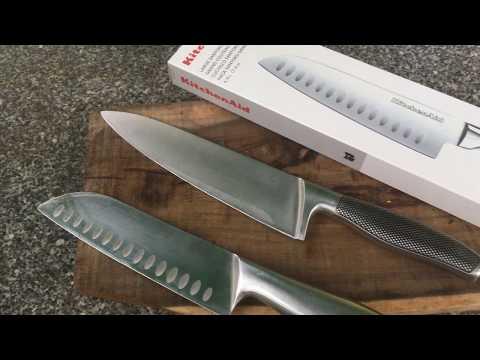 Кухонный нож сантоку KitchenAid (Китчен Эйд)