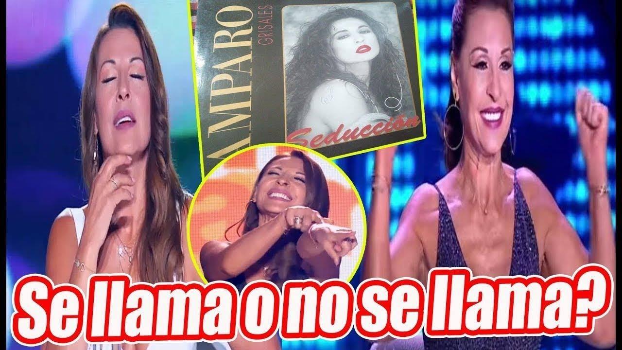 Amparo Grisales fue cantante ¿fracaso en su carrera?