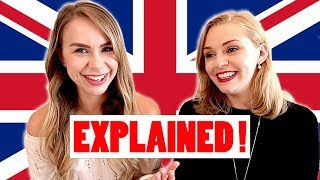 Weird Things about British People I don't understand -  Explained!