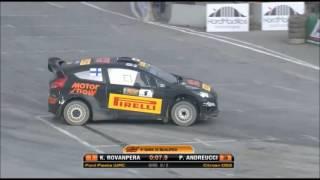 Motor Show 2016 - Rovanpera vs. Andreucci