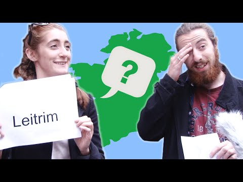How Well Do You Know These Irish Counties?