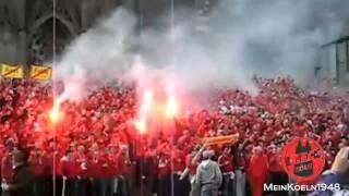 1.FC Köln - Die besten Fangesänge vom 1.FC Köln