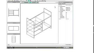 Software Para Diseño De Muebles y Optimización de Corte