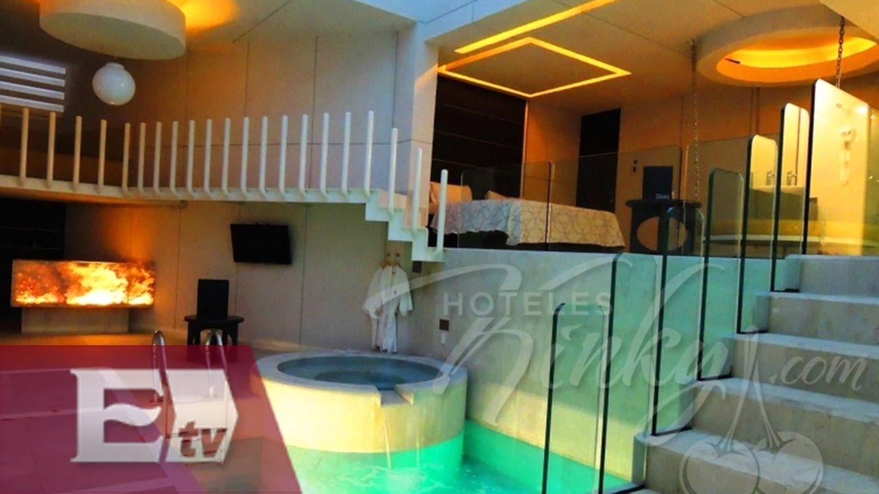 Hoteles kinky un lugar para cumplir las fantas as de tu for Hoteles para parejas