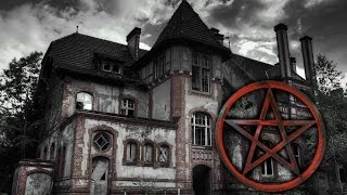 Exploring The Haunted House (Satanic Symbol)