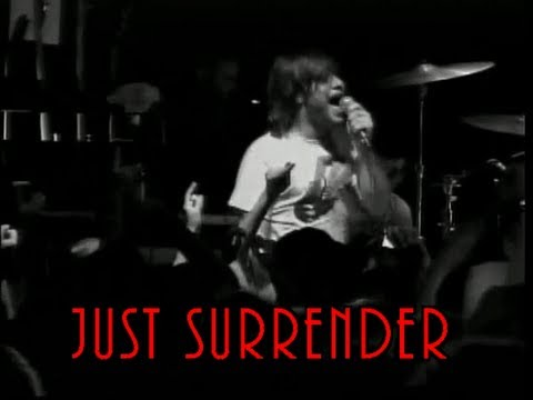 "JUST SURRENDER ""Body Language and Bad Habits"" (MULTI CAMERA)"