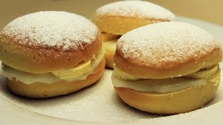 Baked Healthy Doughnuts - Banana Cake Doughnut Recipe