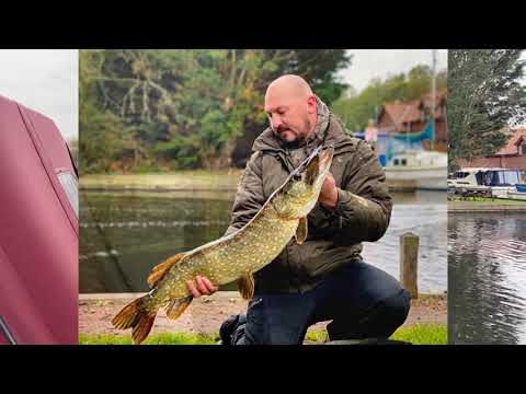 Pike Fishing The Norfolk Broads